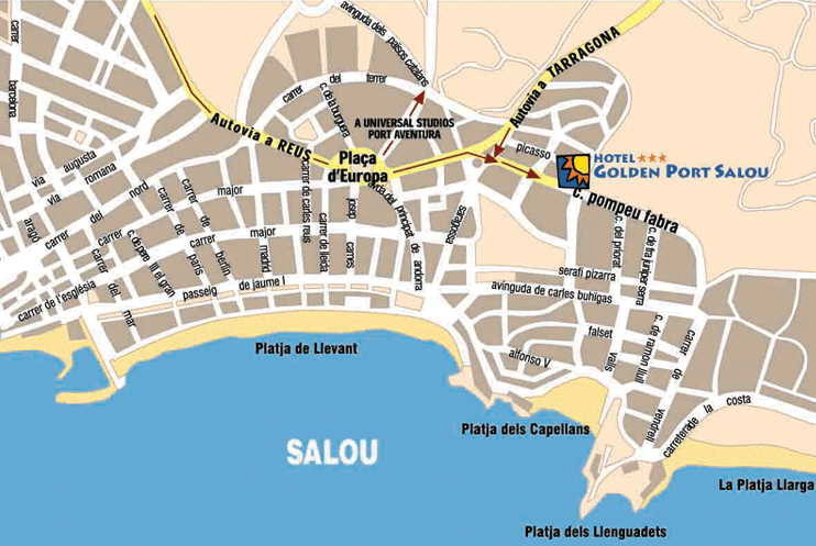 Salou Spain Pictures and videos and news CitiesTipscom